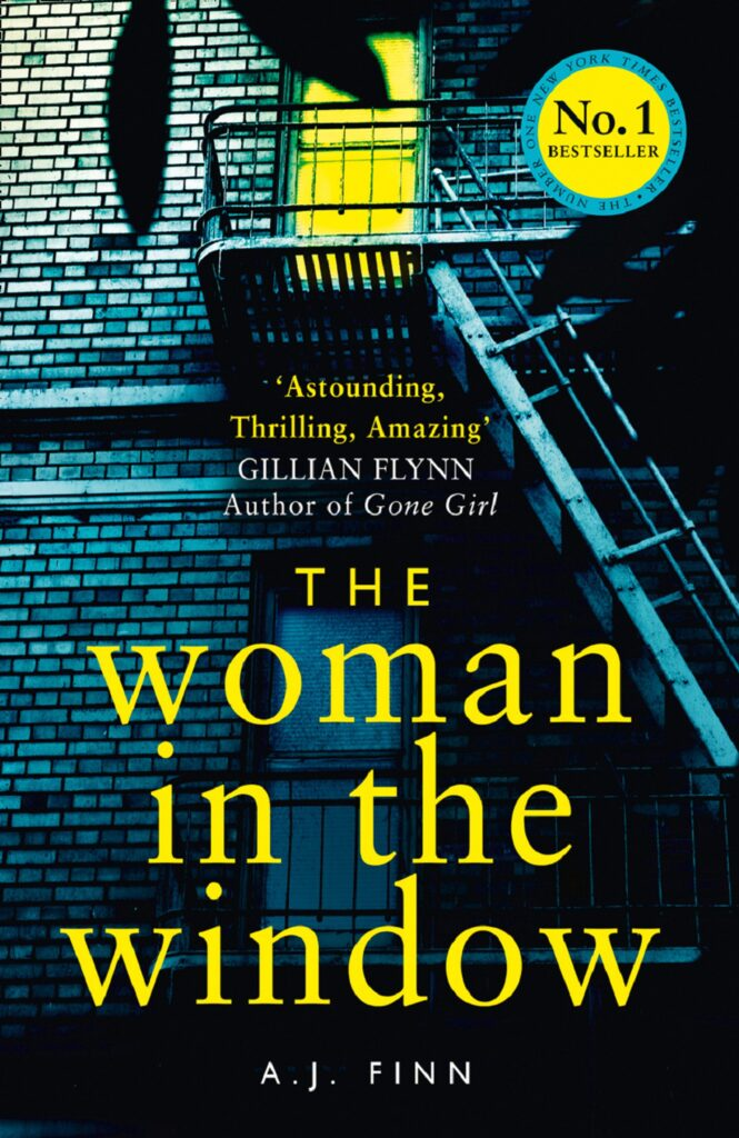 The Woman in the Window is one of the best audiobook of all time.